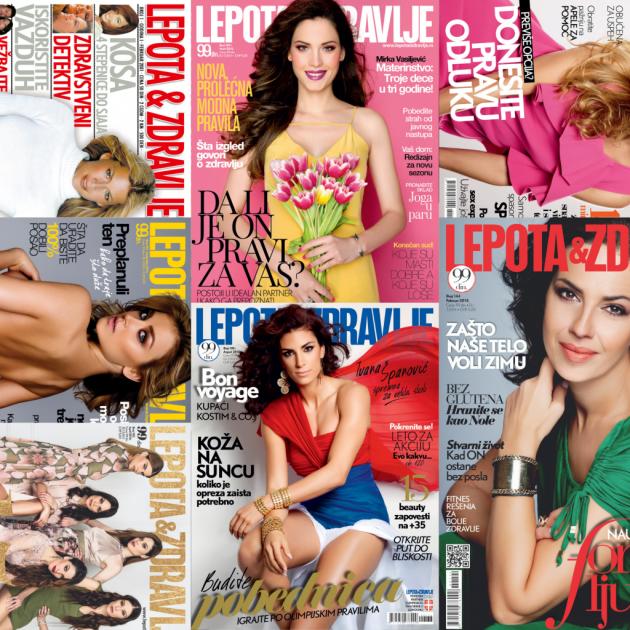 Lepota i zdravlje 20 godina piše za žene!