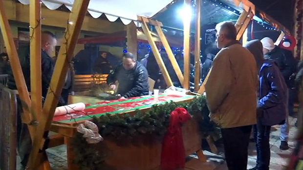 Leskovac: Pripreme za novogodišnju noć