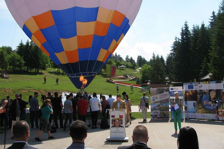 Let balonom na Trebeviću upotpunjuje turističku ponudu Srpske i BiH
