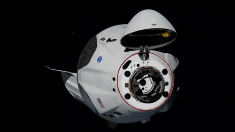 Letilica kompanije Space-X sletela na Međunarodnu svemirsku stanicu