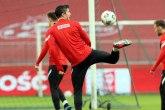 Levandovski počeo da trenira