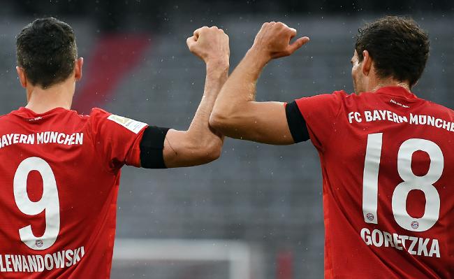 Levandovski uspeo, dao gol SVAKOME!
