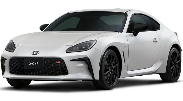 Lexus UC na bazi Toyote GR 86?