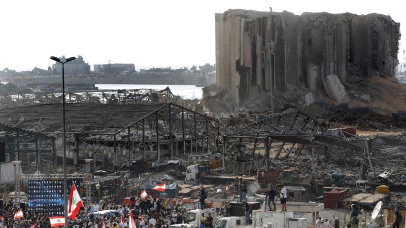 Liban od Interpola traži pritvaranje dva državljanina Rusije zbog eksplozije