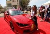 Liban predstavio svoj prvi električni automobil VIDEO