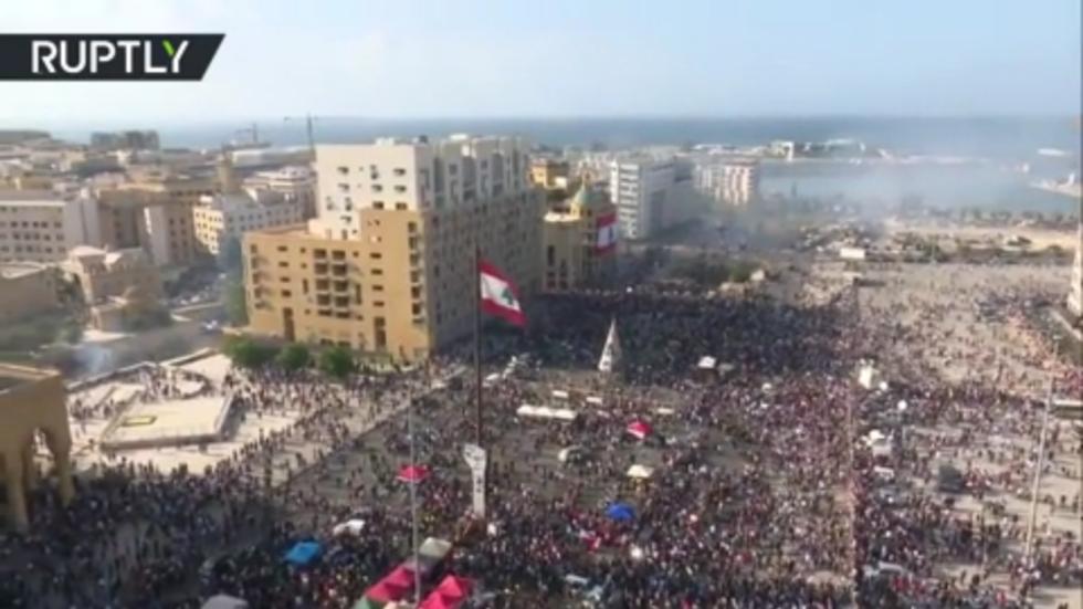 Libanska vlada podnela ostavku