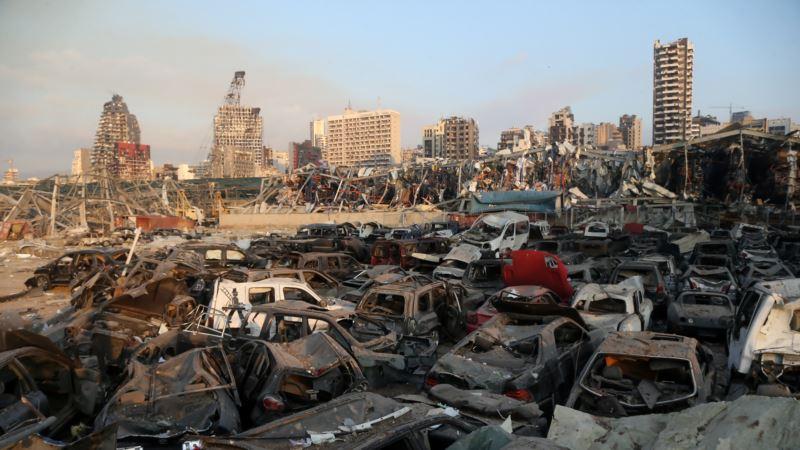 Libansko ministarstvo: Više od 60 osoba nestalo u eksploziji u Bejrutu