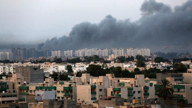 Libijska nacionalna armija najavila odlučujuću bitku za Tripoli
