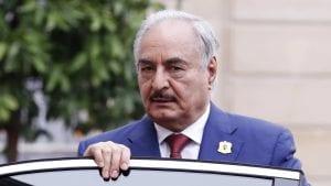 Libijski komandant Haftar obećao da će poštovati primirje
