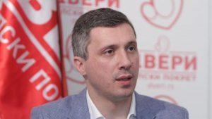 Lider Dveri pozvao na povlačenje iz procedure Predloga zakona o istopolnim zajednicama