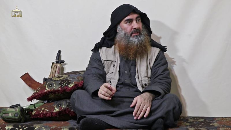 Tramp: Lider Islamske države umro kao kukavica u panici i užasu