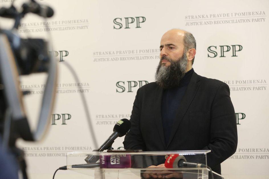 Lider SPP-a pozvao stranke u Sandžaku da naprave zajedničku bošnjačku listu za predstojeće izbore