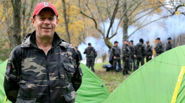 Lider Štajerske garde izbegava zatvor