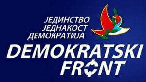 Lideri Demokratskog fronta uputili pismo šefu Delegacije EU u CG