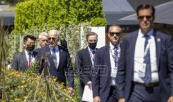 Lideri G-7 se složili oko vakcina, Kine i oporezivanja korporacija