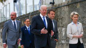 Lideri G7 poslednjeg dana samita razgovaraju o klimi