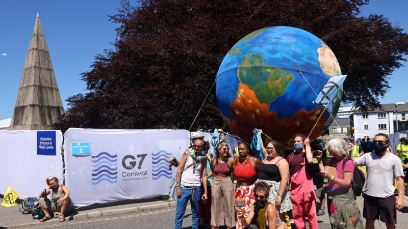 G7 će donirati milijardu vakcina, povećava izdvajanja za klimu