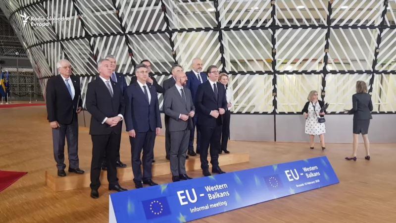 Lideri Zapadnog Balkana u Briselu