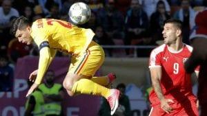 Liga nacija: Remi Srbije i Rumunije