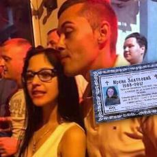 Lik poginule Irene ukazao se na mestu gde je stradala: Pogledajte fotografiju koju je zabeležila policija (FOTO)
