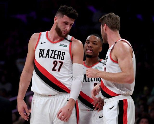 Nurkić: Lilard je nešto najbolje što mi se desilo u košarci