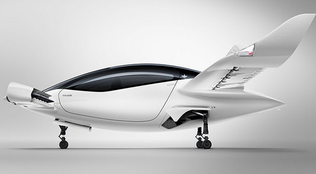 Lilium leteći taksi spreman za budućnost