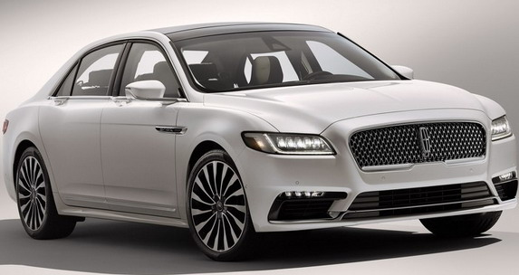 Lincoln ukida luksuznu limuzinu Continental