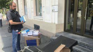 List Danas poklanja 4.000 knjiga bibliotekama u Srbiji
