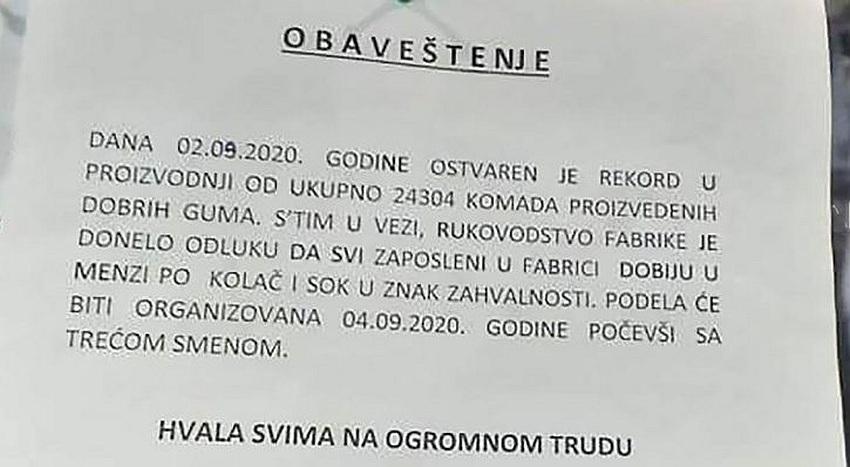 Lista stranih ulagača koji ponižavaju radnike u Srbiji, a dobijaju ogromnu pomoć države