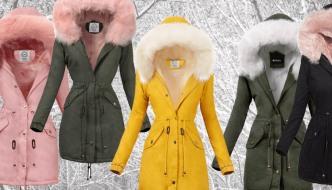 Listopad otkriva TOP modele jakni jesen/zimu 2018/2019.
