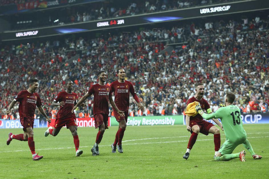 Liverpul na penale do trofeja u Superkupu Evrope