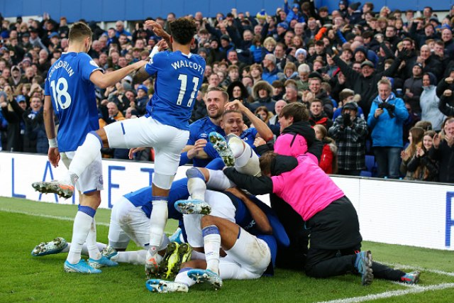 Liverpulsko plavo: Everton potopio Čelsi na debiju Fergusona