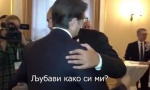 LjUBAVI, KAKO SI MI: Susret Borisova i makedonskog predsednika hit na internetu (VIDEO)