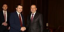 Ljajić razgovarao sa ruskim ministrom Oreškinom
