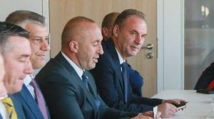 Ljimaj: Završen Nacrt platforme za dijalog sa Srbijom