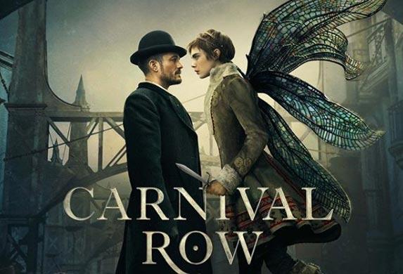 Ljubav smrtnika i vile: Serija Carnival row dostupna na platformi Amazon! (VIDEO)