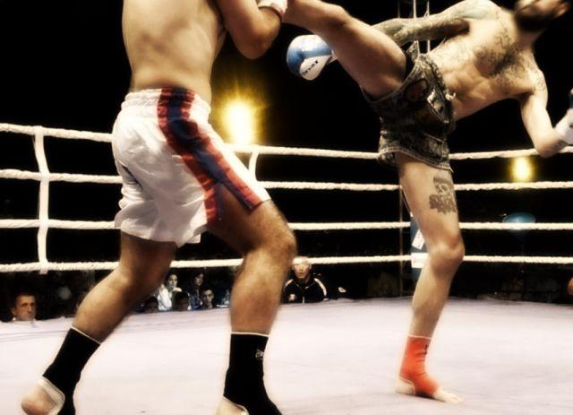 Ljubitelji kik boksa, ubeležite ovaj datum - 23. novembar!