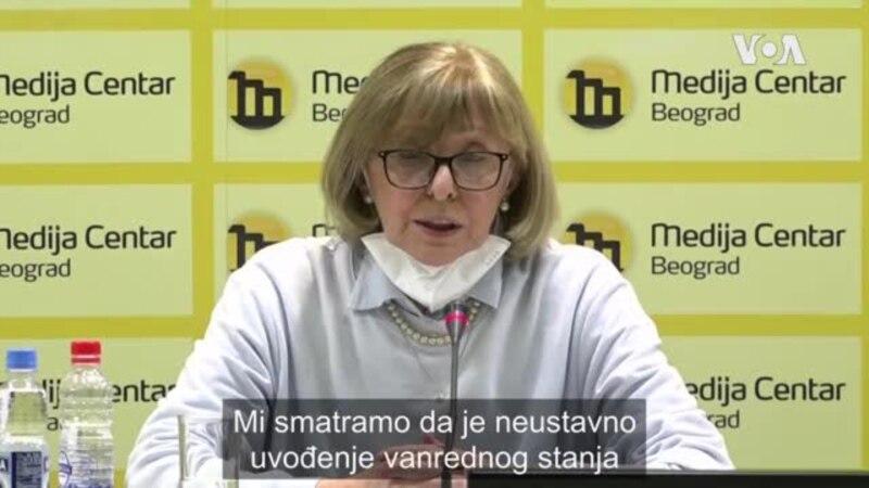 Ljudska prava u Srbiji u 2020. godini