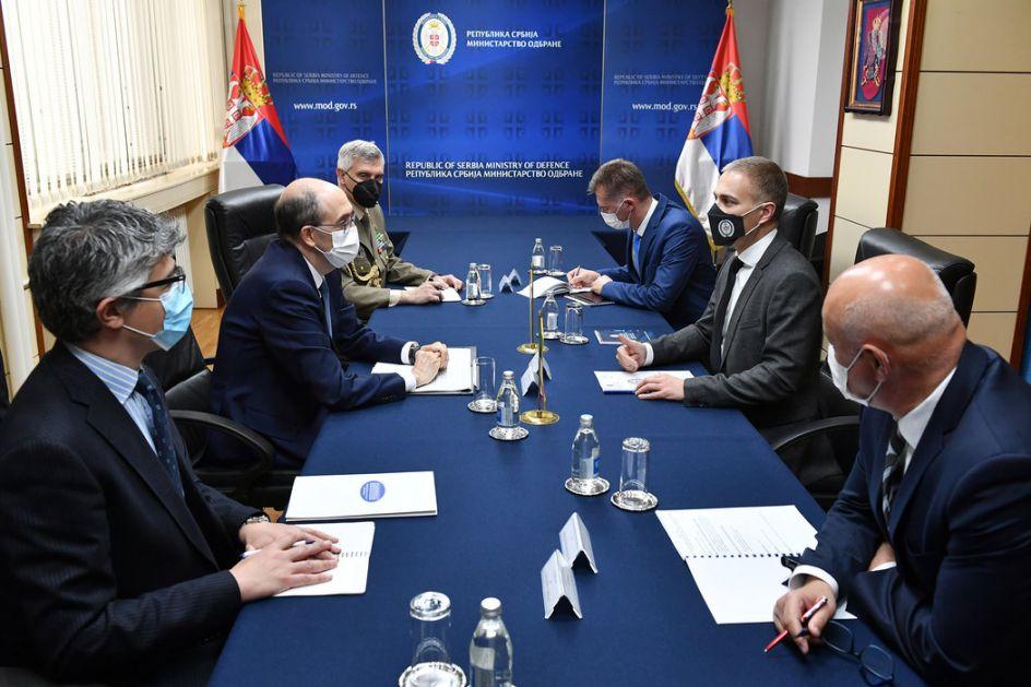 Lo Kašo: Italija zadržava isto angažovanje u misiji KFOR