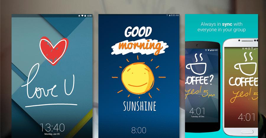 LokLok – savršena Android Lockscreen aplikacija za parove