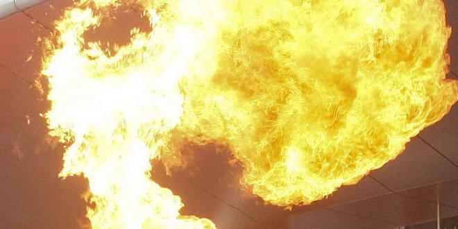 Lokalizovan požar na uglu Nušićeve i Kosovske ulice u Beogradu