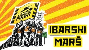 Lokalni front Kraljevo: Spremamo se za izbore, ali i za bojkot
