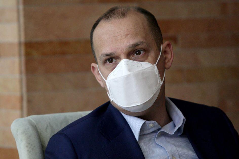 Lončar: Nema potrebe za obaveznom vakcinacijom, Srbija nije više u vrhu po broju novoobolelih