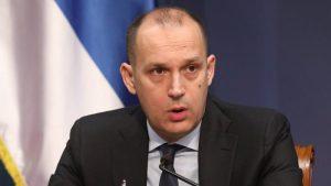 Lončar: Popunjenost kovid bolnica u Beogradu više od 70 odsto, u Areni 15 pacijenata