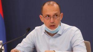 Lončar: Raste broj prijema u kovid bolnici u Batajnici