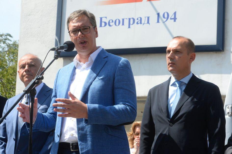 Lončar: Vučić sam platio cenu zdravlja zbog premora