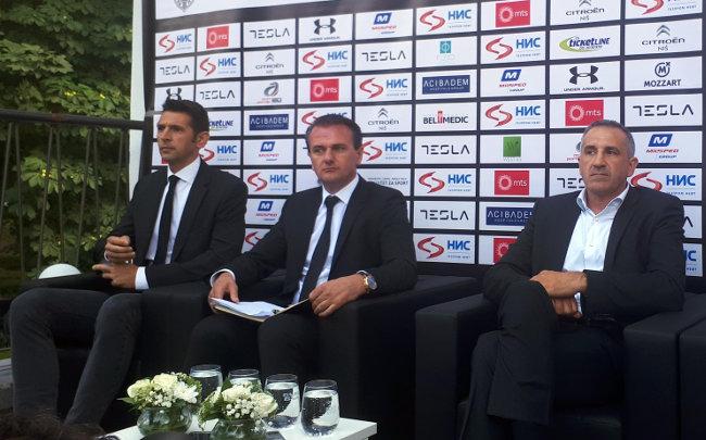 Lončar najavio EVROPSKI Partizan, poručio šta je NEDOPUSTIVO i otkrio koliko će još pojačanja doći!