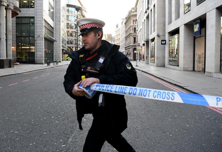 London: Ubijen muškarac koji je izbo prolaznike, incident povezan sa terorizmom
