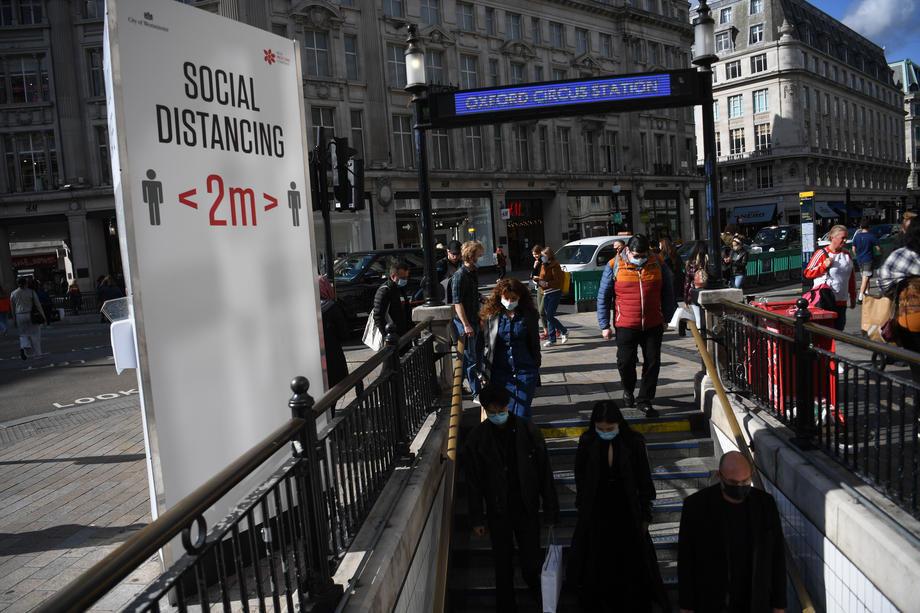 London grad sa najviše dolarskih milionera na svetu