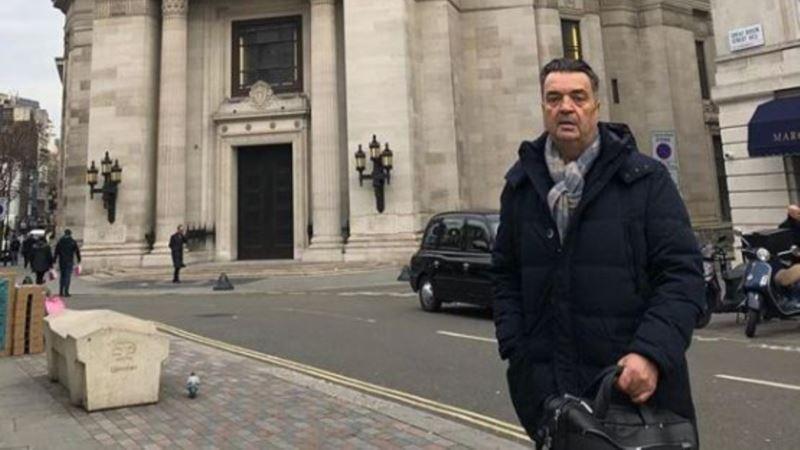 Londonski sud Kneževiću ograničio kretanje